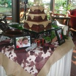 June 2012 Wedding Reception