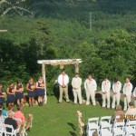 Wedding June 2015 - Deck View